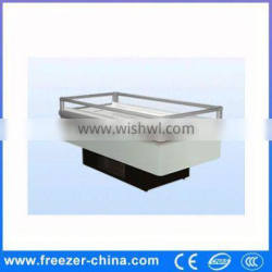 commercial condensing unit for vagetable store air cooling for frozen food