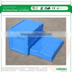 collapsible plastic tool box