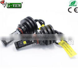 Fast deliver and super bright 9005 canbus auto led fog light kit h4 h7 h8 h11philip