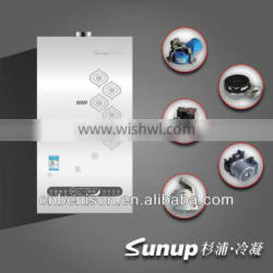 sunup Gas hot water boiler filter for gas boiler (A8L Fashion series)
