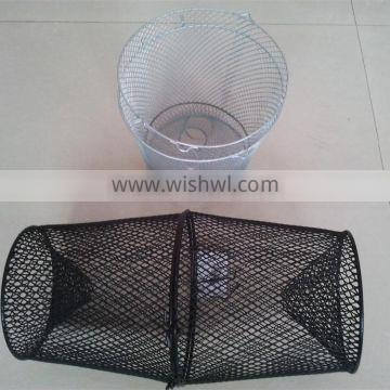 Beneficial metal shrimp cage nets for sale