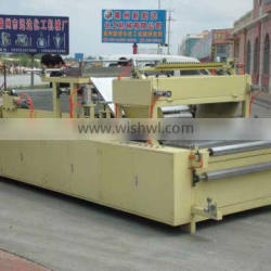 China Manufacturer SMC 1200mm Sheet Molding Compound Production Device in Construction