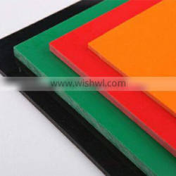 100% virgin material PVC sheets manufacturer