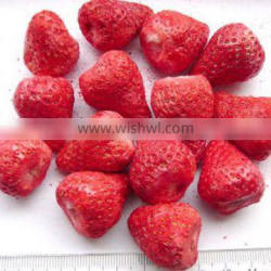 Chinese Healthy Snack Frozen Dried FD Strawberry Whole Piece