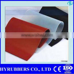 China manufacturer wholesale clear silicone rubber sheet factory