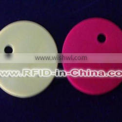 RFID Ear Tag with Flexible & Easy-to-wear