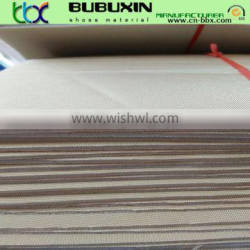 Raw material PU coated oxford cloth composited with sponge for bags making