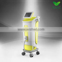 Beauty machine 500w painless 808nm diode laser hair removal high power laser