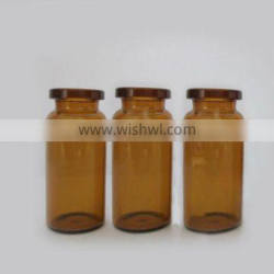 5ml vials for injection with rubber stoppers and aluminum caps