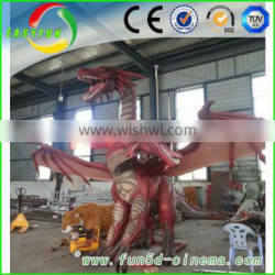 2015 Hot Amusement Park Artificial Dinosaur Display Dinosaur