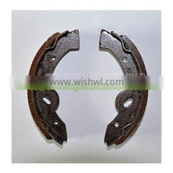 Brake shoes for electric car, stable friction performance