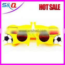 Football Game World Cup crazy party glasses flag shot glasses