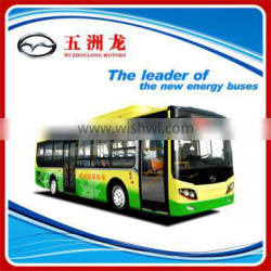 10.5m Wuzhoulong Brand CNG Bus