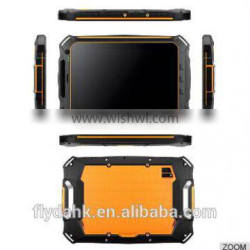 7inch rugged nfc android tablet pc 1GB RAM/16GB ROM WIFI GPS waterproof tablet p100.
