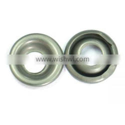 Wholesale cheap eco-friendly metal rivet washers for bags