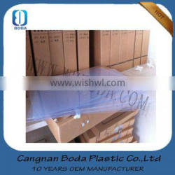 Colorful opaque pvc sheet for binding cover