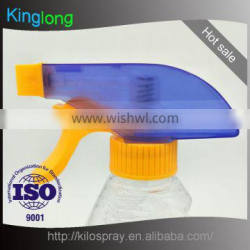 2016 kinglong professional 28/400,28/410,28/415 Nonspill and wide handle trigger sprayer for garden use