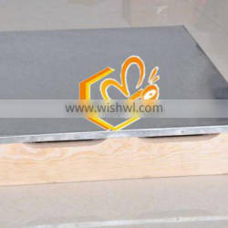 Cheapest bee hive with metal roof bee hive box from China beekeeping factory