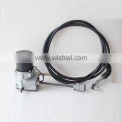 Excavator Parts DH220-5 Circular Throttle Motor for Dossan DAEWOO