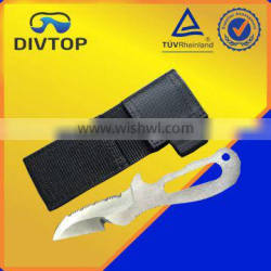 Latest chinese product river rescue scuba dive knife import china goods
