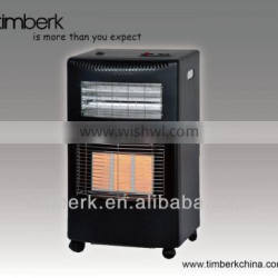 High level electric and gas heaters