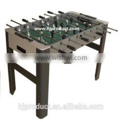 hot design high quality 4' soccer game table/pool soccer table