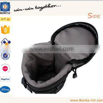New arrival travel black handle for teenager oem camera bag