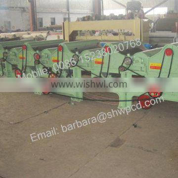 Factory supply cotton yarn waste recycling machine cotton waste cutting machine price
