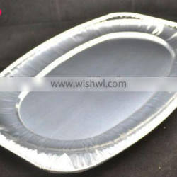 Specializing making various sizes aluminum foil dish and plate