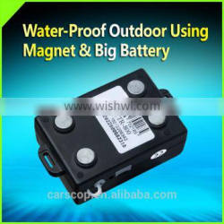 good price carscop waterproof magnetic long battery life GPS Tracker cctr800 Quality Choice