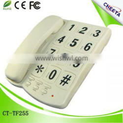 rj11 6p2c telephone plugs for big picture button telephone