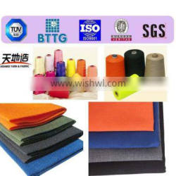 Dyed Meta-aramid IIIA fabrics with other fiber spun yarn soft handle for fighters uniforms coveralls safety suits