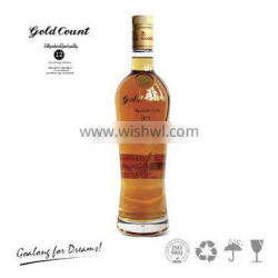 First class blended corn whisky with factory price, barley malt fragrance whisky with high quality for grey market