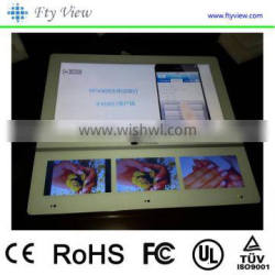 21.5 inch Wall Mounted LCD Digital Video Player
