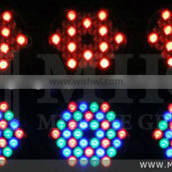 Powerful outdoor building decoration LED lights