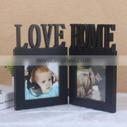 MDF and wood material Home decoration art frames for a party