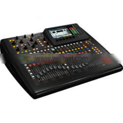 Behringer X32 Compact 40-Input, 25-Bus Digital Mixing Console with 16 Microphone Preamps Price 400usd