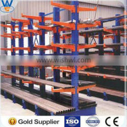 Cantilever type rack,Powder coating and heavy duty warehouse adjustable cantilever rack