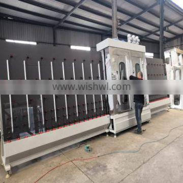 CE Vertical Glass washing and drying machine