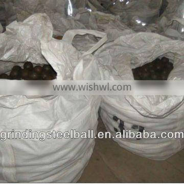 casting steel balls of good quality DIA 25-150MM