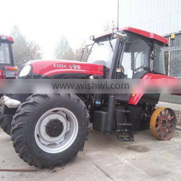 Hot in 2016! 6-cylinder tractor,YTO 125 hp 4WD tractor,Farm Tractor YTO 1254