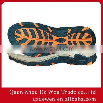 39#-45# Europe Fashion Soft Phylon Rubber/TPR Sole Comfort To Make Sandals