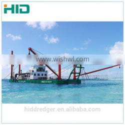 20 inch prices of scrap used mud sand cutter suction dredger HID 5020 for sale