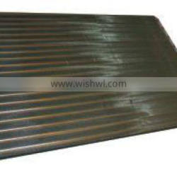 golden high efficient hot water copper coil heat exchanger for air conditioning