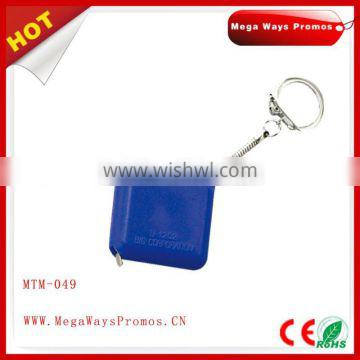 Advertising Measure Keychain