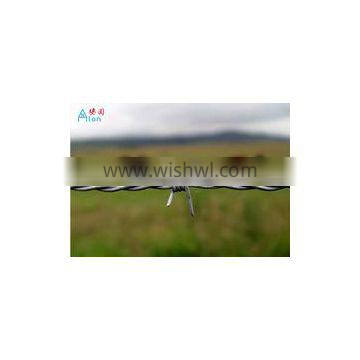 barbed lron wire roll price fence