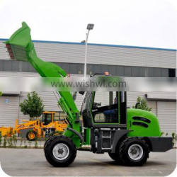 mixing bucket small wheel loader for sale have ce certification