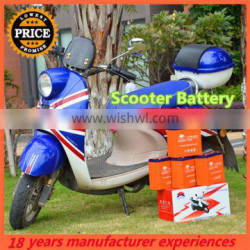factory price scooter batteries 12v24v48v20ah