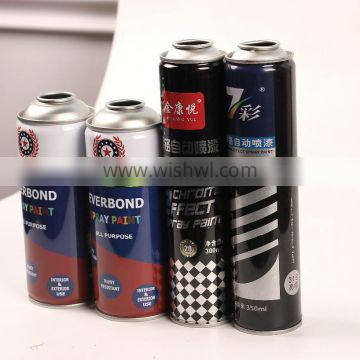 Aerosol Tin Can Sizes for Spray Paint Use