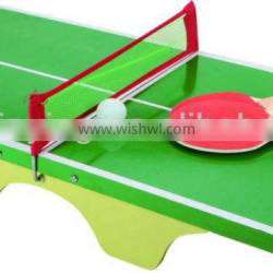 Fun Folding Tabletop Table Tennis for kids